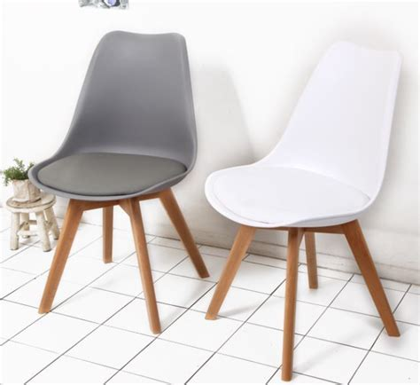 30852 dining chair cushion contemporary modern dining chairs plastic leather cushion wood chair