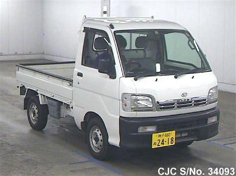 Daihatsu Hijet For Sale by 1999 Daihatsu Hijet Truck For Sale Stock No 34093