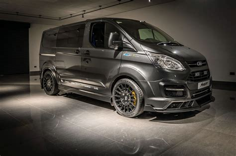 Ford Transit Custom Spec Review Van With