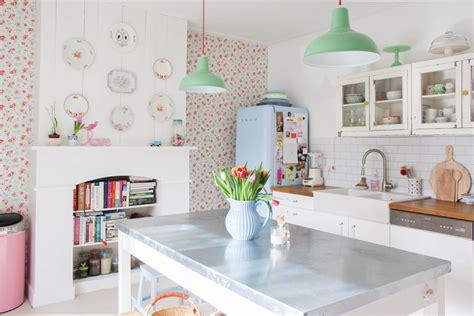 cuisine pastel déco cuisine pastel exemples d 39 aménagements