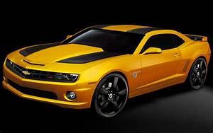 Be BumbleBee: 2012 Transformers Edition Chevrolet Camaro