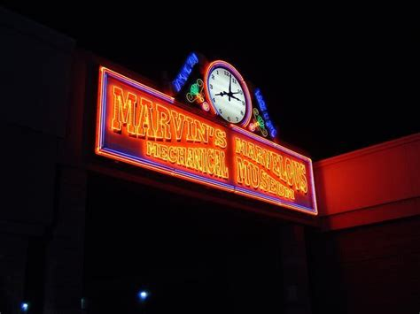 Marvin's Museum- Photo Gallery