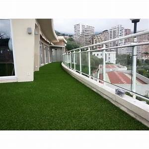 Gazon Artificiel Balcon : gazon synthetique special balcon terrasse achat ~ Edinachiropracticcenter.com Idées de Décoration