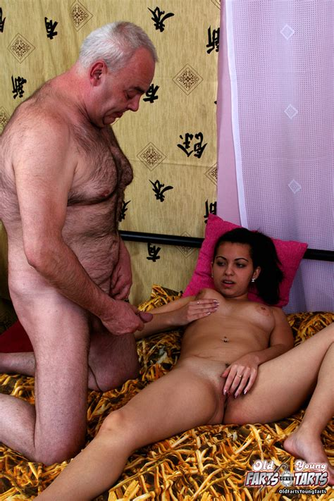 Ofyt Thick Blonde Gets Stuffed By A Horny Grandpa