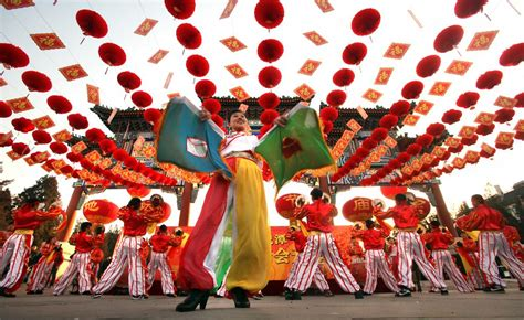 Beijing's Best Temple Fairs This Spring Festival