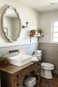 Decorating, Ideas, 10, Bathrooms, With, Beadboard, Wainscoting