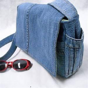 Comment Faire Un Sac : comment faire un sac en jean patrons gratuits tutos et id es de d co sac epaule ~ Melissatoandfro.com Idées de Décoration