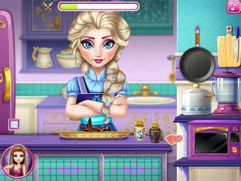 jouer au jeux de cuisine jouer à elsa fait la cuisine jeux gratuits en ligne avec