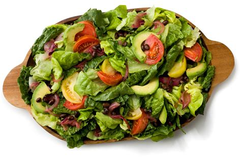 picture of green salad cuban green salad with avocados chowhound