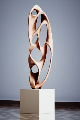modern sculpture   fun