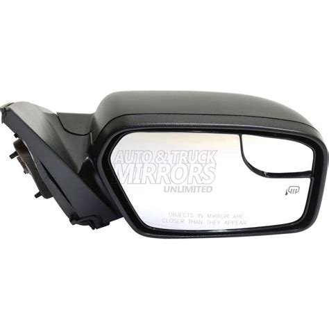 11 12 ford fusion passenger side mirror replacement