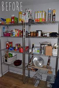 The, Crux, -, You, Won, U0026, 39, T, Believe, This, Easy, Pantry, Shelving, Makeover