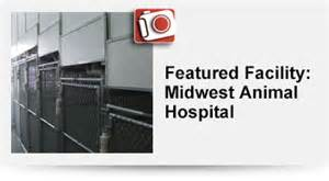 midwest animal hospital company kennel manufacturer kennel designs