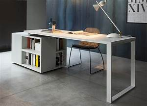 Isola Home Office Desk Modern Home Office Desk Large Modern Desk For Ideal Workplace