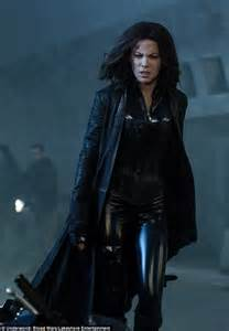 Kate Beckinsale explains her workout routine for Underworld movies   Daily Mail Online