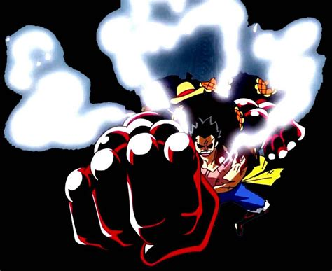 Luffy Gear 4 Render/png [one Piece] By Joyboytv On Deviantart