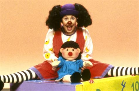 Loonette The Clown From 'the Big Comfy Couch' Looks A