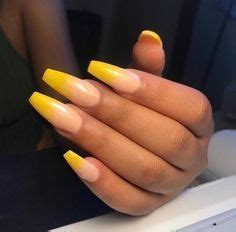 image result  yellow  nude ombre nails nails