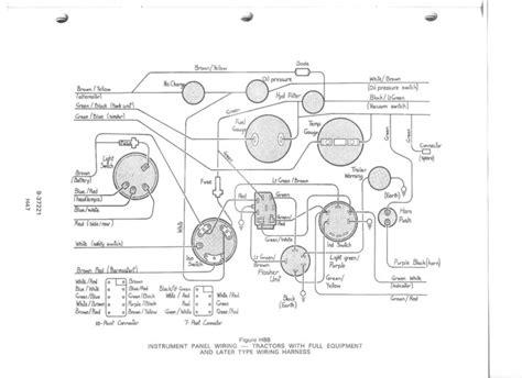 david brown wiring diagram downloaddescargar com