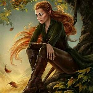 Absolutely love this drawing of tauriel | The Hobbit/Lord ...