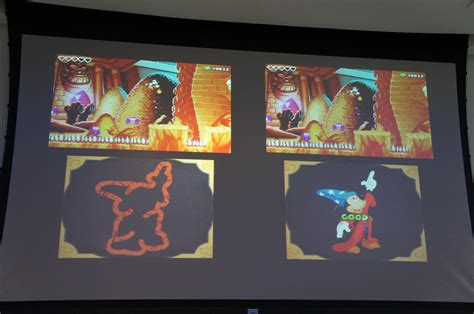 First Look At The Disney Epic Mickey Power Of Illusion