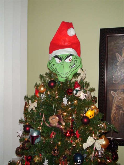 grinch christmas tree topper buy this for me pinterest