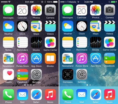iphone ios 8 how to downgrade ios 8 to ios 7 1 2