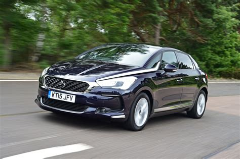 New Citroen Ds 5 2018 Review Auto Express