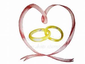 Dessin Couple Mariage Couleur : little angel et cr ations ~ Melissatoandfro.com Idées de Décoration