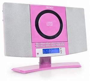 Cd Player Für Mädchen : rosa kinder mini kompakt stereoanlage m dchen wecker cd player mp3 radio pink ebay ~ Orissabook.com Haus und Dekorationen