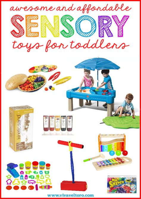 awesome and affordable sensory toys for toddlers viva 264 | Sensory Toys For Toddlers 2