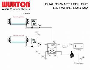 97c34a9 Spotlight Wiring Diagram 4 Pin Relay