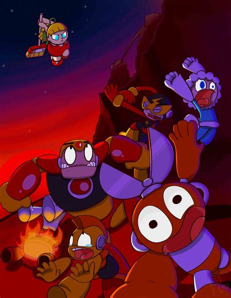 Mega Man Tribute Entry Yay By Bluedubia On Deviantart
