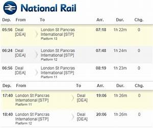 Southeastern highspeed trains for Deal, Kent: National ...