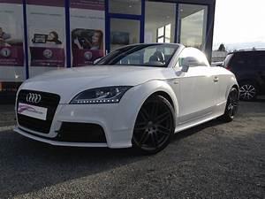 Audi Occasion Le Mans : voiture audi tt 2 0 tfsi 211 s line s tronic 6 cabriolet occasion 2012 64584 km 26500 ~ Gottalentnigeria.com Avis de Voitures
