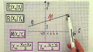 Fehlende Koordinaten Berechnen Vektoren : mittelpunkt eines vektors berechnen youtube ~ Themetempest.com Abrechnung