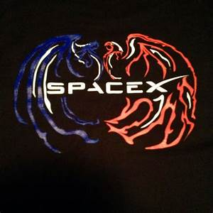 SpaceX Dragon Logo - Pics about space