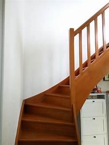 comment repeindre facilement un escalier en bois blog With commentaire repeindre un escalier en bois