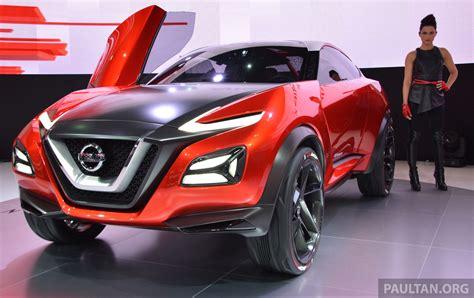 Frankfurt 2018 Nissan Gripz Concept Finally Debuts