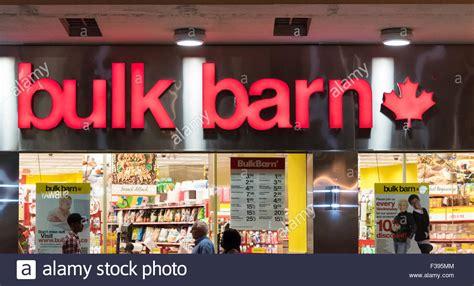 Bulk Barn Nutrition by A Bulk Barn Retail Outlet In Ottawa Canada Bulk Barn Is