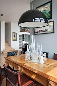 Plafonnier Salle à Manger : la suspension de salle manger finit l 39 apparence de l 39 int rieur ~ Teatrodelosmanantiales.com Idées de Décoration
