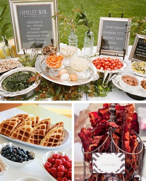 17 insanely affordable wedding ideas from real brides brunch weddings and wedding