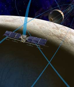 NASA Gives 'GO' for Mission to Alien Ocean World at ...