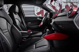 Accoudoir Central Audi A1 : audi a1 active une s rie limit e 1000 exemplaires ~ Gottalentnigeria.com Avis de Voitures
