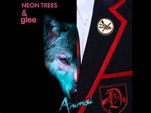 Glee Neon Trees Animal