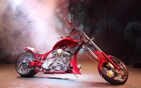 Chopper Harley Davidson 15 Hd Screensavers