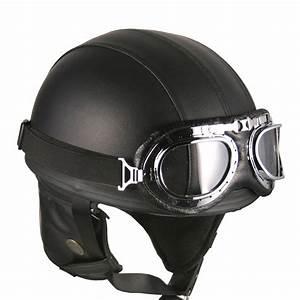 Vintage Motorcycle Helmets - Old Style Helmets