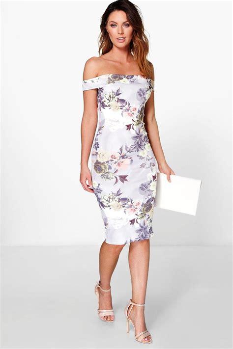 bardot flower dress shoulder flower dress clothing brand reviews