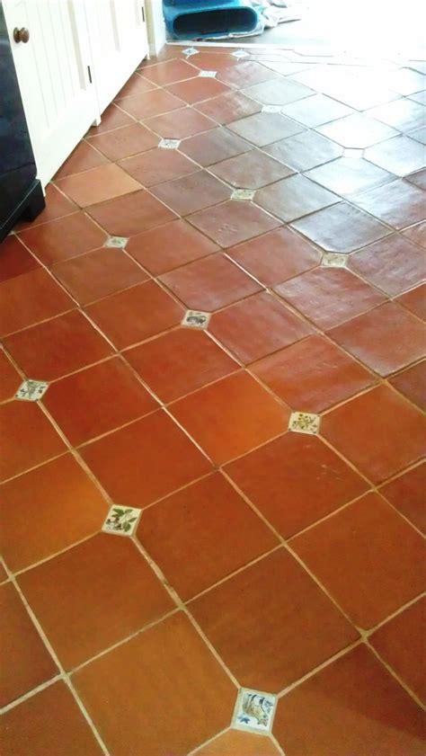 terracotta floor tile cleaning terracotta floor tiles boston lincolnshire