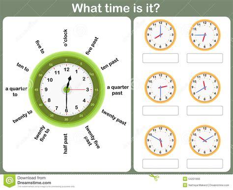worksheets time clocks homeshealth info